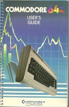 COMMODORE COMPUTER 64 USER'S GUIDE 1984
