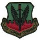 AIR COMBAT COMMAND U.S. AIR FORCE SUBDUED PATCH