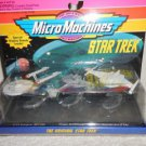 MICRO MACHINES THE ORIGINAL STAR TREK 65825 3 Pack NIP