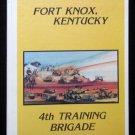 Fort Knox Kentucky 4th Training Brigade 13th  Battalion Charlie Company 1985