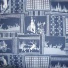 WOLF ELF MOUNTAIN LION SPRINGS LODGE COLLECTION FABRIC OOP