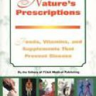 NATURE'S PRESCRIPTIONS 1890957011 FC&A 2000