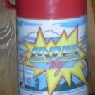 LAZAR TAG ALADDIN THERMOS 1986 World of Wonders
