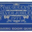 THE QUEEN'S SILVER JUBILEE 1977 CORNISH MATCH COMPANY