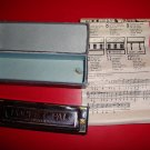 HOHNER POCKET PAL C HAMONICA COUNTRY & BLUES BOOK