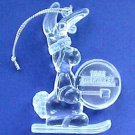 1992 Energizer Bunny Ornament Skier NIP