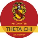 THE RATTLE OF THETA CHI FALL 1943 U.S.S. BOOTH COVER