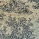 BLUE TOILE FRENCH COUNTRY LIFE FABRIC OOP