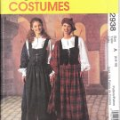 McCall's 2938 SCOTTISH CELTIC COSTUMES 6-8-10 OOP