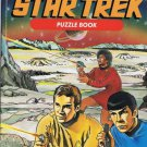 THE STAR TREK PUZZLE BOOK 0632477671 1986
