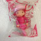 STRAWBERRY SHORTCAKE  FRAISINETTE  McDONALD'S 5 HAPPY MEAL 2007 NIP