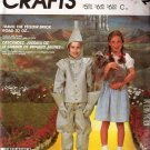 McCall's 2202 WIZARD OF OZ TIN MAN DOROTHY COSTUMES 7-8 OOP