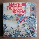 MARCHING THROUGH GEORGIA GENERAL SHERMAN'S NARRATIVE 1978