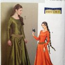 Butterick 4827 MEDIEVAL DRESS BELT 6-8-10-12 OOP