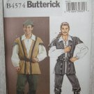 Butterick 4574 ROBIN HOOD PIRATE COSTUMES XL XXL XXXL