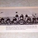 UNIVERSITY OF NOTRE DAME 1924 SEVEN MULES FOUR HORSEMEN FOOTBALL TEAM PHOTO