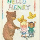 HELLO HENRY Isle - Margaret Vogel Scott Foresman Special Edition 1971