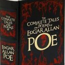 The Complete Tales and Poems of Edgar Allan Poe  2007 Barnes & Noble Leather Cover