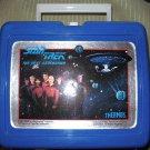 STAR TREK THE NEXT GENERATION PLASTIC LUNCHBOX 1988 NEW