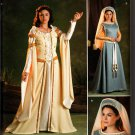 Simplicity 2573 RENAISSANCE DRESS COSTUME 8-16 OOP