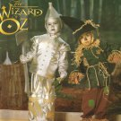 Simplicity 0634 Wizard of Oz Tin Man Scarecrow Costumes Child 3-8 OOP