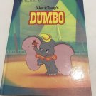 DUMBO WALT DISNEY CLASSICS Big Golden Book 1988