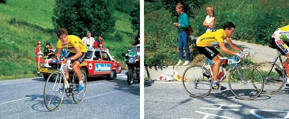 I Love the 80's Cycling DVD - TOUR de France (87 & 88)