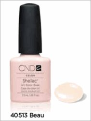 CND Shellac Nail Gel Polish Beau 40513