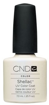 CND Shellac Nail Gel Polish Negligee 77493