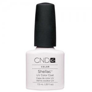CND Shellac Nail Gel Polish Cream Puff 77497