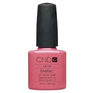 CND Shellac Nail Gel Polish Rose Bud 40511