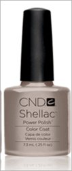 CND Shellac Nail Gel Polish Cityscape Color