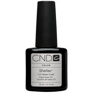 CND Shellac Nail Gel Polish UV Base Coat Large size 0.5