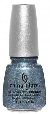 China Glaze Prismatic Chroma Glitters Collection Liquid Crystal 80728