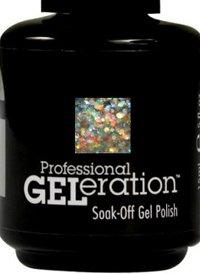 Jessica GELeration Soak Off Gel Kaleidoscope