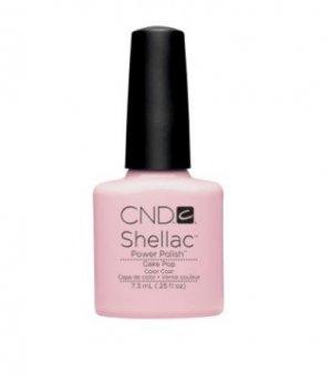 CND Shellac UV Nail Gel Spring Summer Sweet Dreams 2013 Cake Pop Color