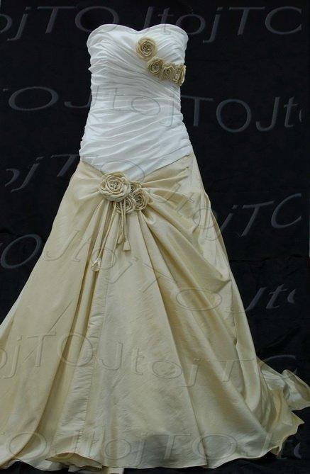 Sweet heart A-line Evening Dress-CH0054