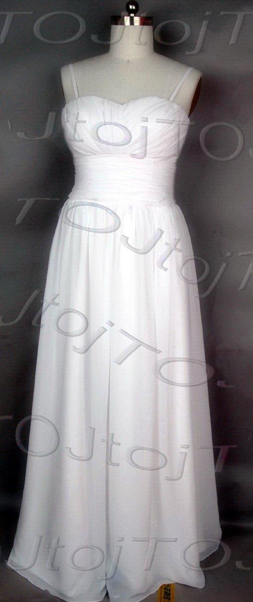 A-line wedding gown-WG883