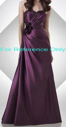 Sweet heart A-line evening dress-ED053