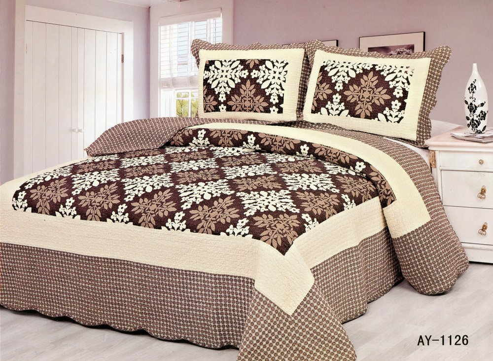 4pcs snowflake bedding set AY-1126