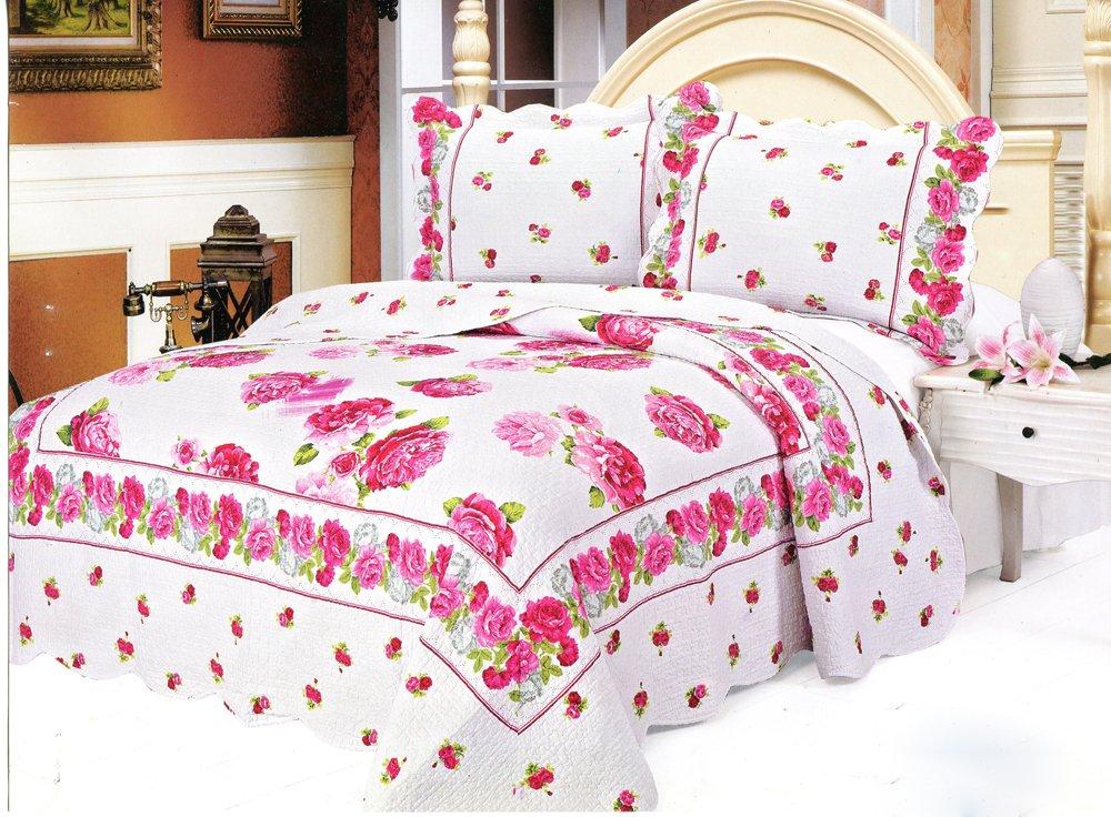 4pcs floral bedding set AY-1152