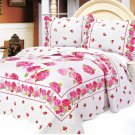 4pcs floral bedding set AY-1152