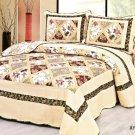 4pcs floral bedding set AY-1173