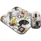 X-Games Cable Mouse and Pad 2-In-1 Value Pack
