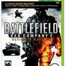 Battlefield: Bad Company 2 Ultimate Edition Xbox 360