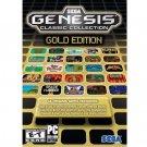 SEGA Genesis Collection Gold Edition PC