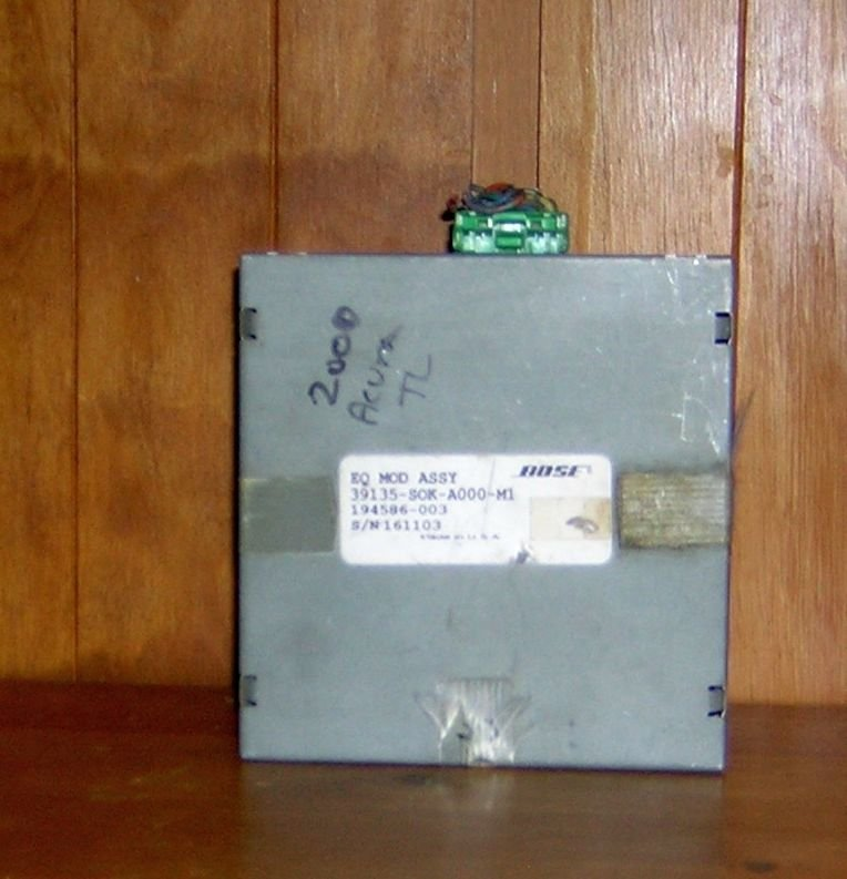 Eq Mod Assy Bose 39135 Sok A000m1 Came From A 2001