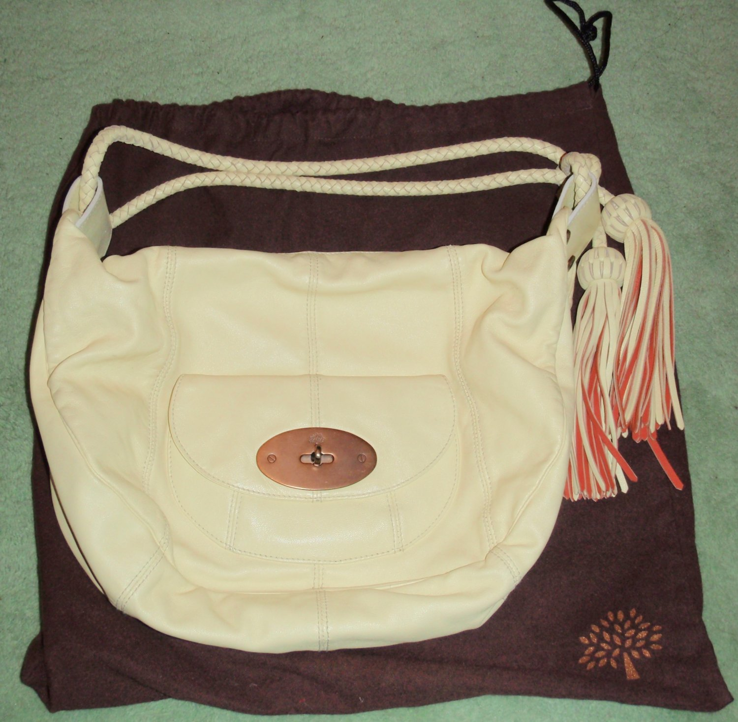 Mulberry Araline shoulder bag, with dustbag and receipt