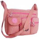 HONG YE Pure Stripe Slouch Bag,sku:hb75orange2