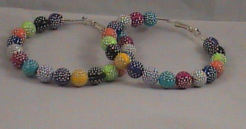 """Basketball Wives Inspired earrings """"Candy"""""""
